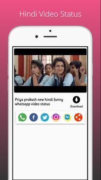 Hindi Video Status screenshot 4