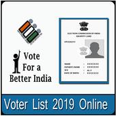 Voter List 2019 icon