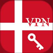 Denmark VPN icon