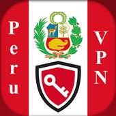 Peru VPN icon