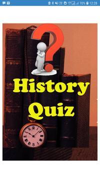 History GK Quiz इतिहास प्रश्नोत्तर संग्रह poster