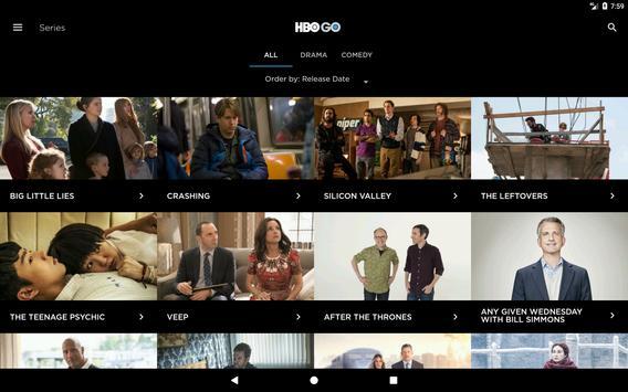 HBO GO Hong Kong 截圖 4