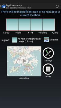 MyObservatory capture d'écran 7