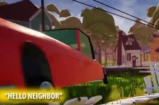 Simulator House Neighbor - Horror Game Helper poster