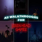 All Walkthroughs For Siren Head Games icon