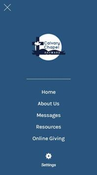 Calvary Chapel Hayward screenshot 1