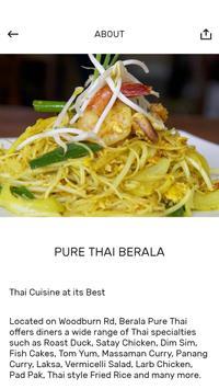 Pure Thai Berala screenshot 2