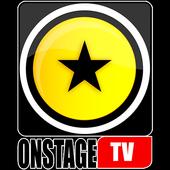 Onstage TV 아이콘