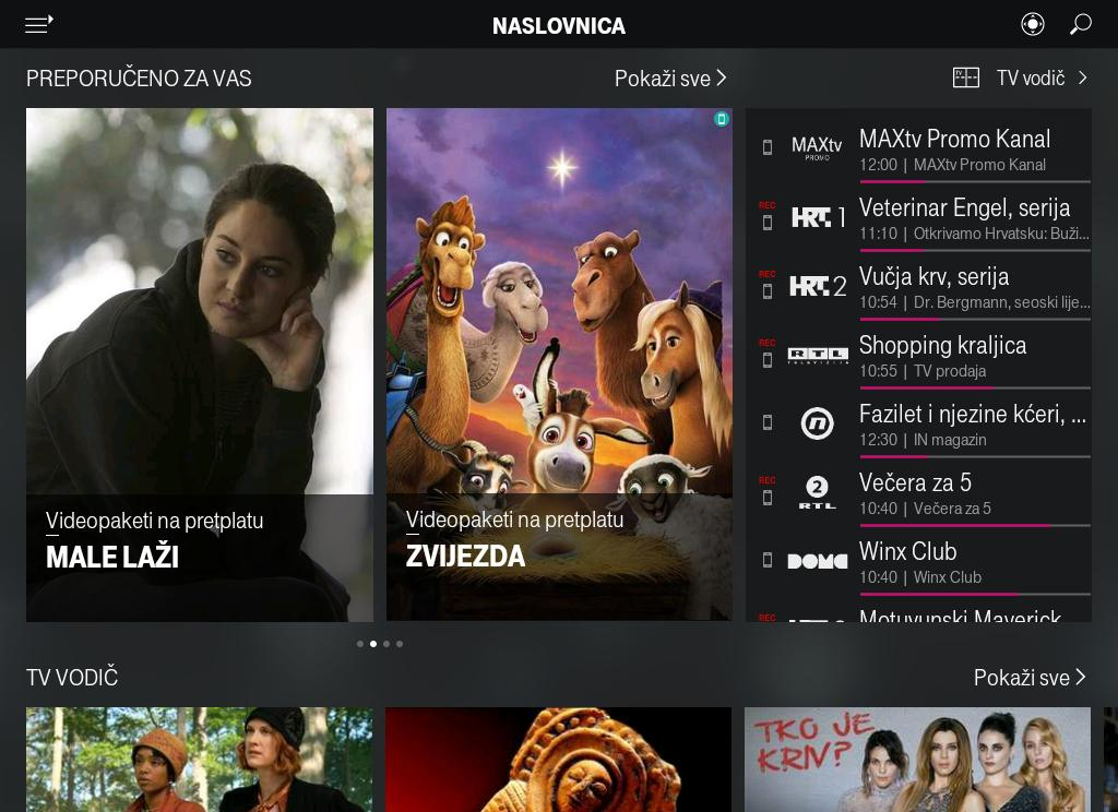 MAXtv To Go HD for Android - APK Download