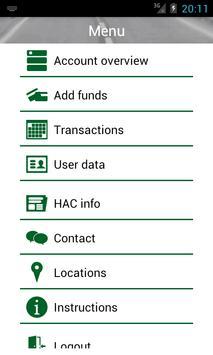 HAC ENC screenshot 1
