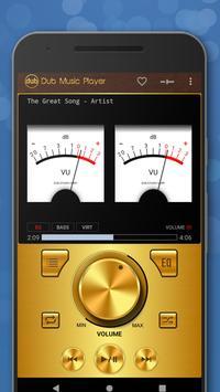 Dub Music Player screenshot 1
