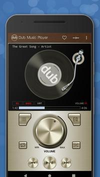 Dub Music Player screenshot 2