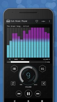 Dub Music Player screenshot 4