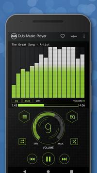 Dub Music Player screenshot 5