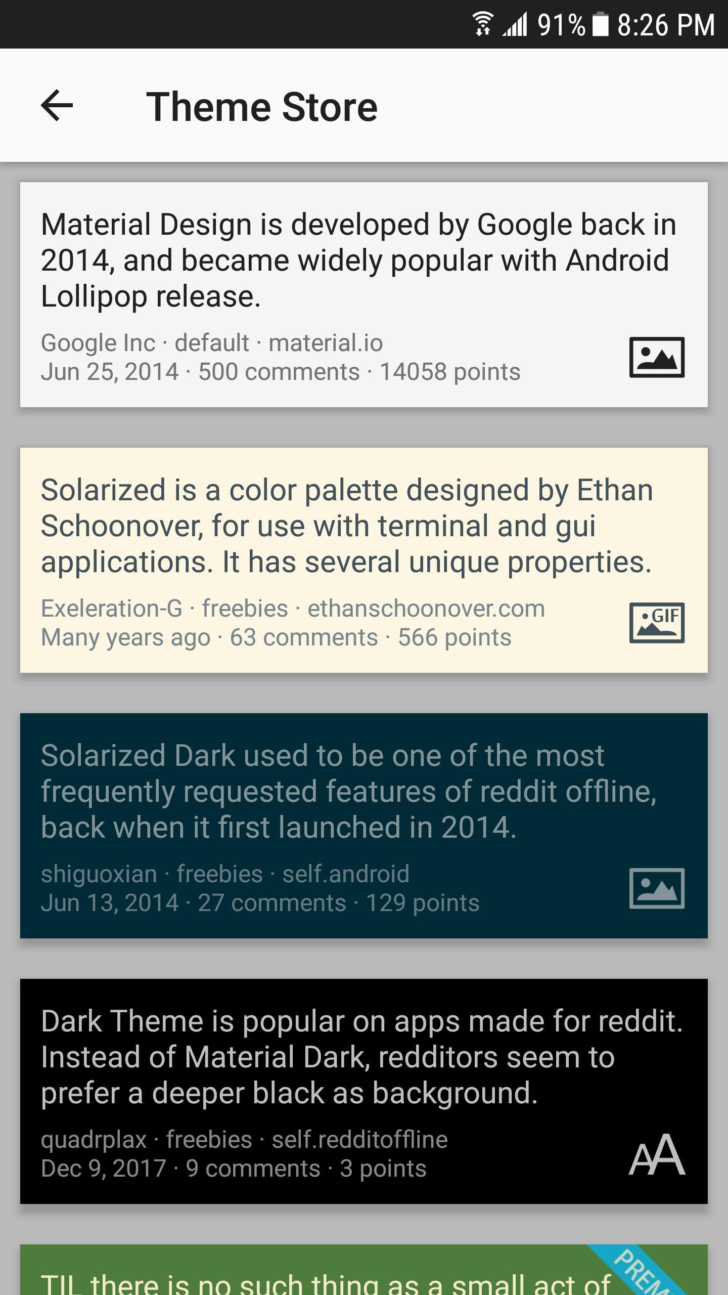 reddit offline for Android - APK Download