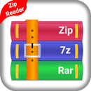 Zip File Reader - Fast Zip & Unzip Files Manager APK Android