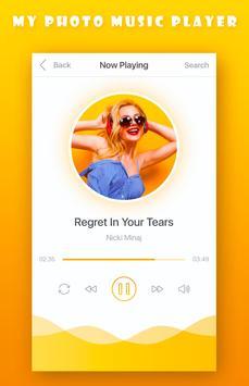 My Photo Music Player screenshot 1