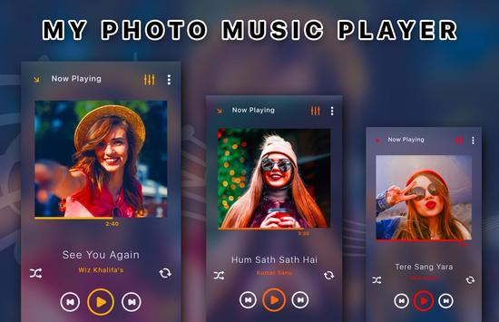 My Photo Music Player screenshot 2