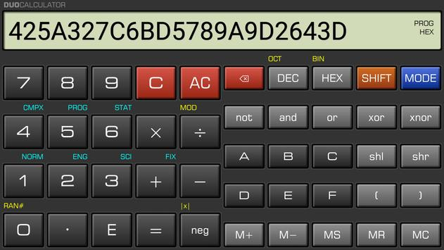 DuoCalculator screenshot 4