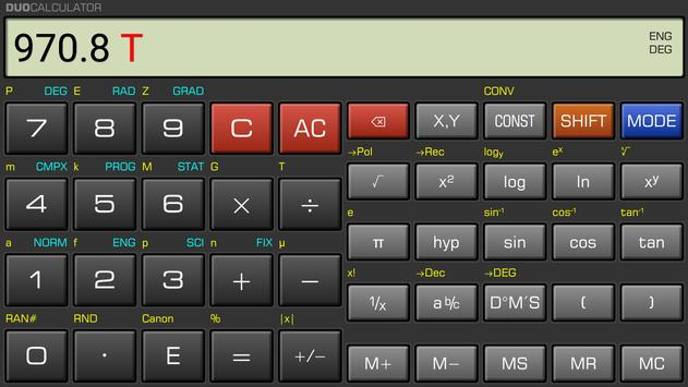 DuoCalculator screenshot 3