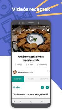 Nosalty - A főzés élmény screenshot 6