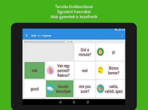 Angol Szótanító screenshot 11