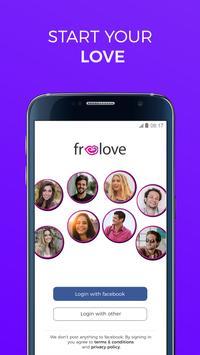 Freelove screenshot 2