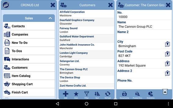 MobileNAV screenshot 16