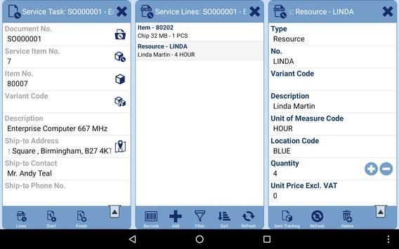 MobileNAV screenshot 21
