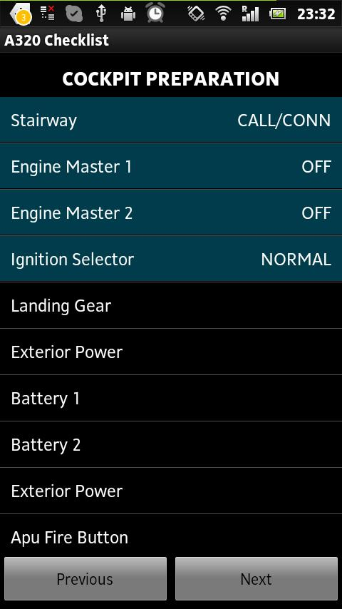 Checklist for Airbus A320 for Android - APK Download