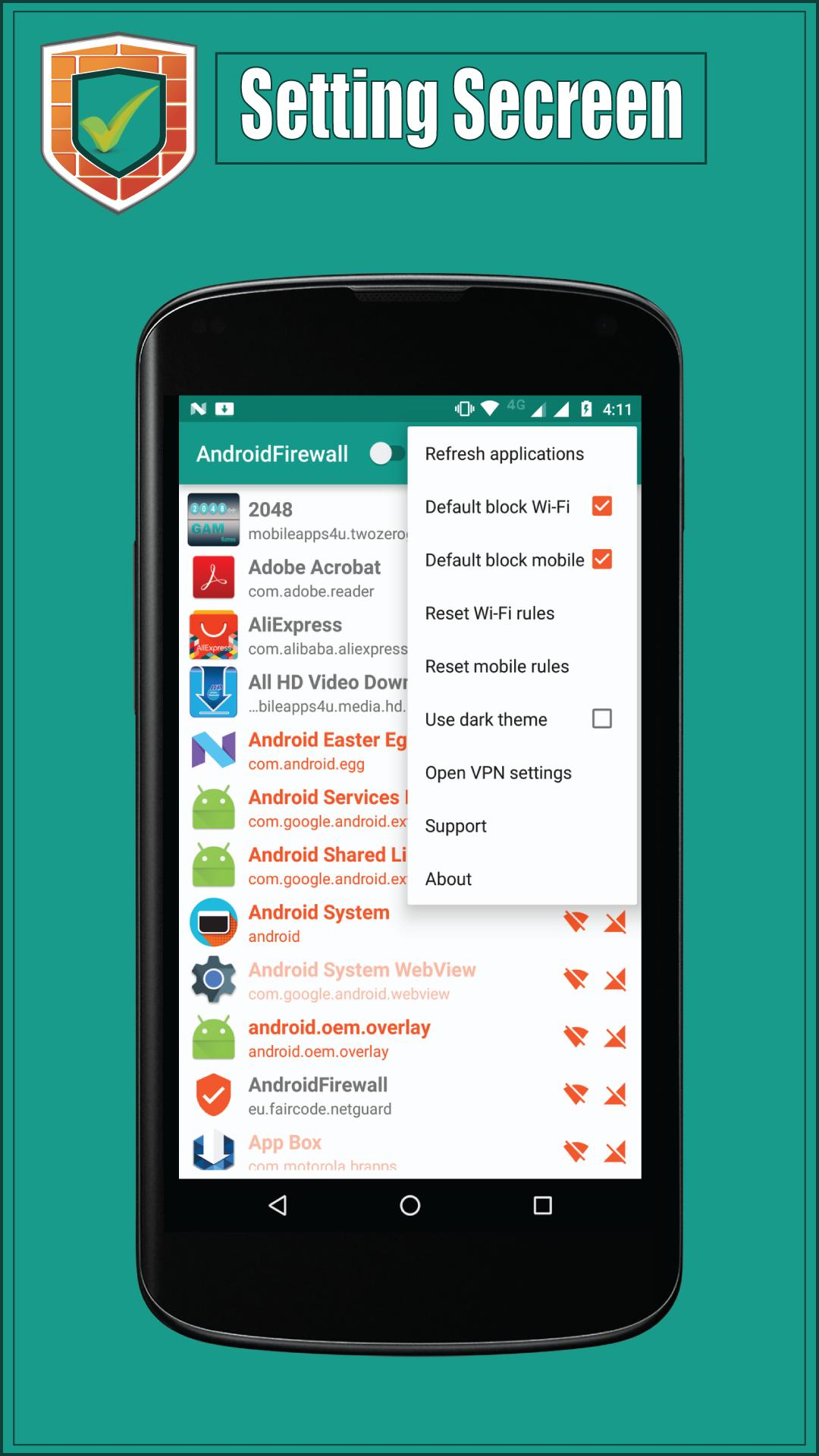 NetWall-Mini for Android - APK Download