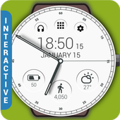 Classic Watch Face icône