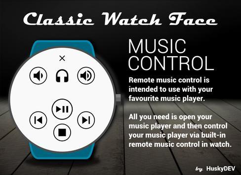 Classic Watch Face screenshot 5