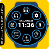 Icona Info Watch Face