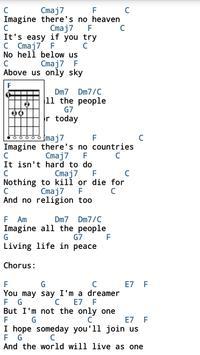 en.TAB4U.com - Chords & Lyrics screenshot 2