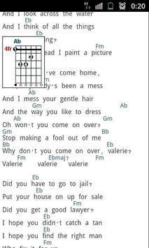 en.TAB4U.com - Chords & Lyrics screenshot 5