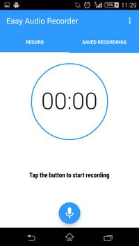 Easy Audio Recorder poster