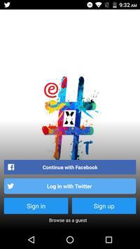 EXT Social Knowledge Network screenshot 3