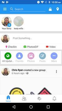 EXT Social Knowledge Network screenshot 2