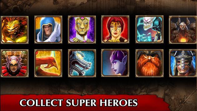 Legendary Heroes MOBA screenshot 9