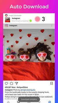 Download & Repost for Instagram - Image Downloader تصوير الشاشة 1
