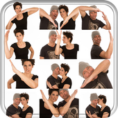 Body Shape Collage Maker icon