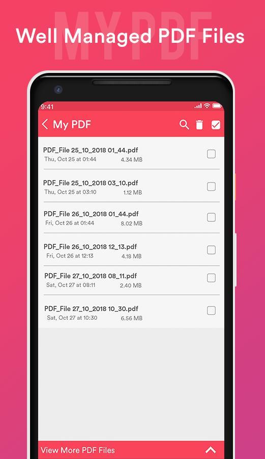 PDF Maker for Android - APK Download