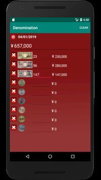 Yen Denominator screenshot 3