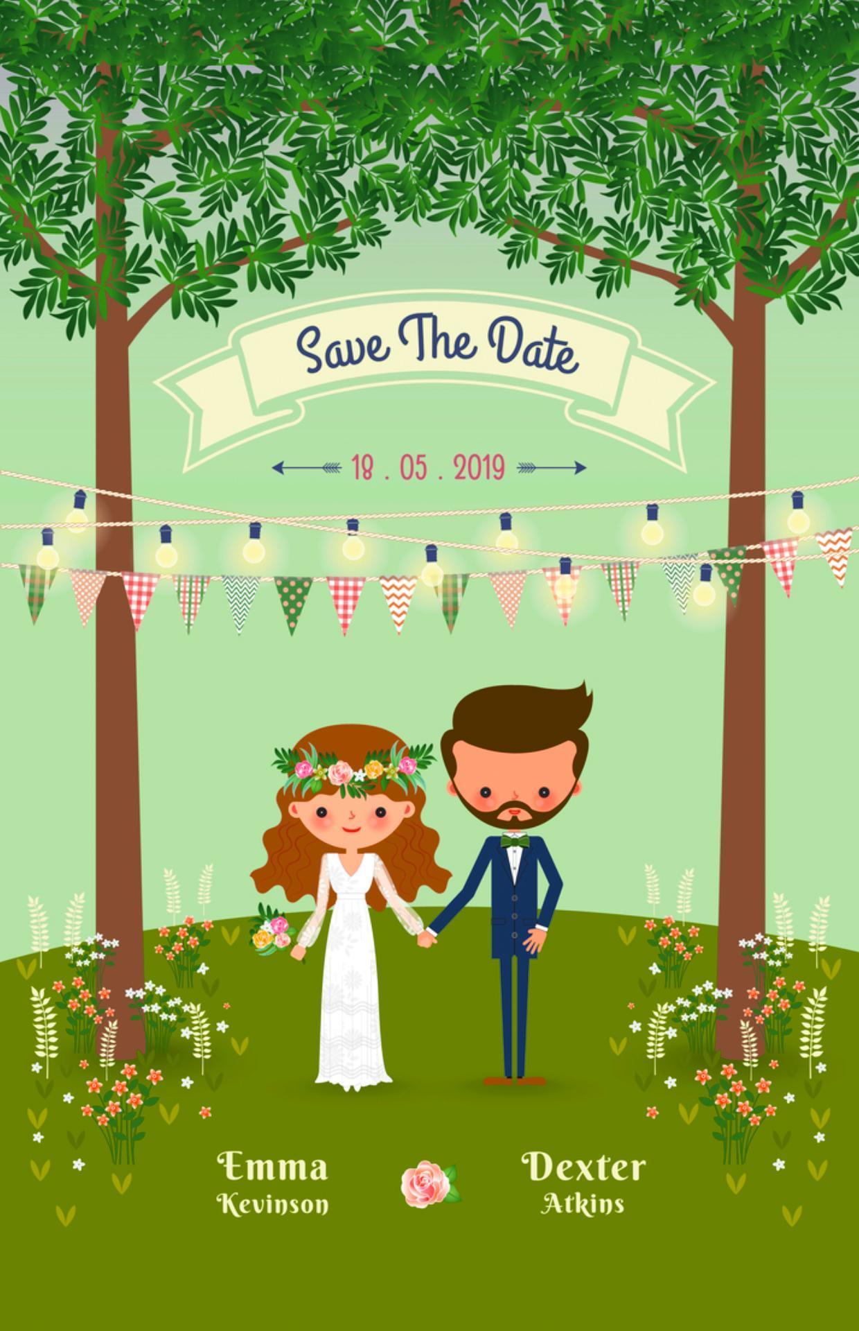 Wedding Invitation Card Maker - Card Maker for Android - APK Download