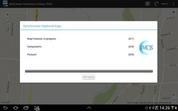 IMQS Asset Verification screenshot 7