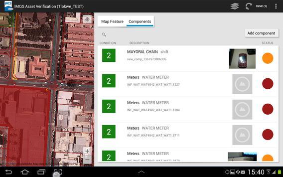 IMQS Asset Verification screenshot 4