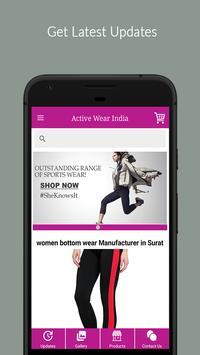 Active Wear India screenshot 2