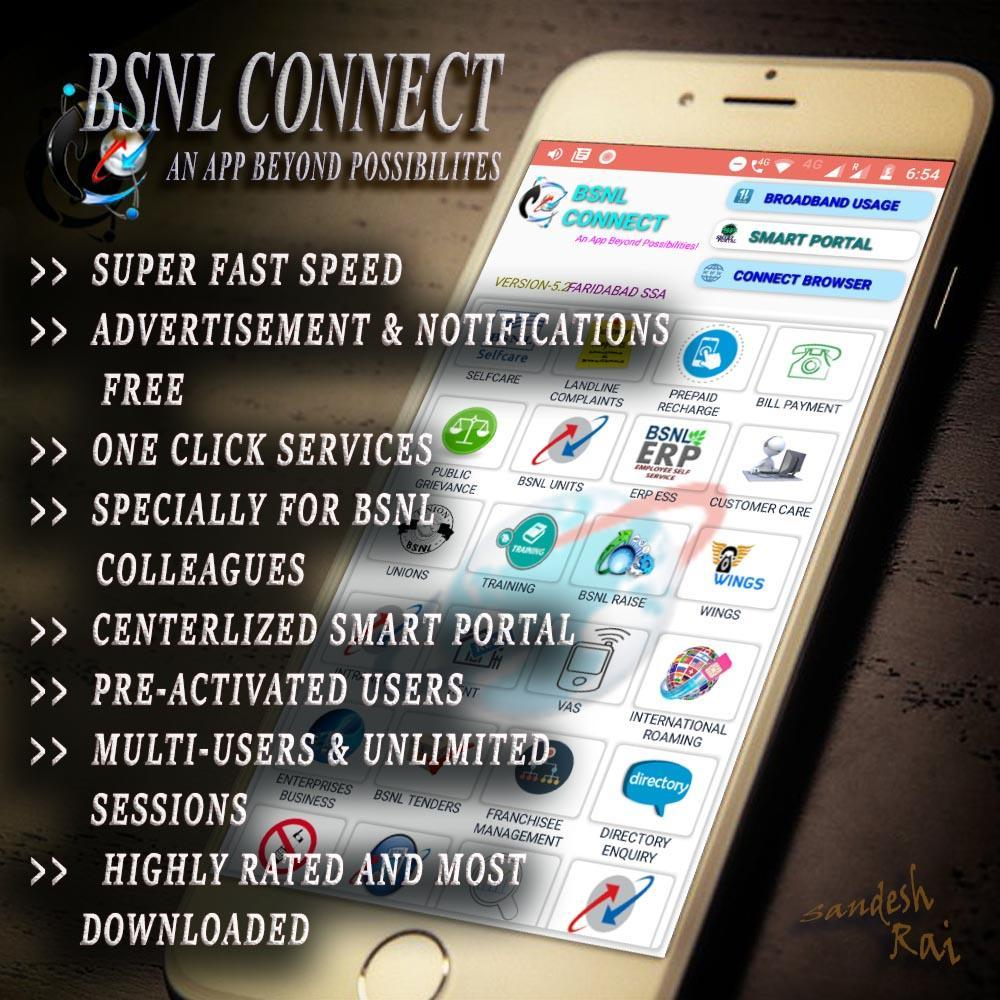 BSNL Connect for Android - APK Download