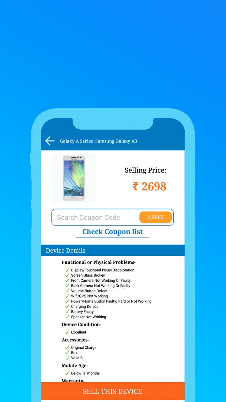 XSell – Sell Used Phones & Tablets for Android - APK Download
